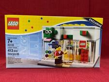 LEGO EXCLUSIVE GRAND OPENING BRAND RETAIL STORE SET #40145 NEW in Box