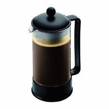 Bodum Brazil 8-Cup French Press Coffee Maker, 34-Ounce, Black