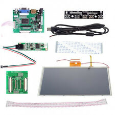 "HDMI/VGA Digital 9"" 9 Inch Touch Screen LCD+Driver Board for Raspberry Pi"