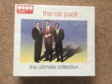 The Rat Pack Ultimate Collection 4 CD BOXSET NEW Sealed