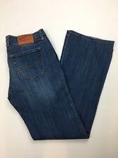 Lucky Brand Mid Rise Flare SZ 8/29 31 Inseam 5 Pocket Med Wash Boot - 8