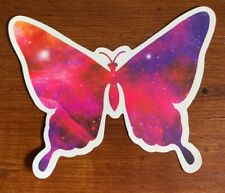 Butterfly Stickers Galaxy X3 WATERPROOF  Vinyl  Decal Glossy Finish