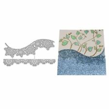 Lace Cutting Dies Stencil For DIY Scrapbooking Paper Card Embossing Cover Decor