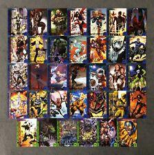 2013 Marvel Retro Base Autograph Auto Parallel Insert Card Singles You Choose