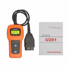 U281 Fault Code diagnostic Scanner Works With Airbag Abs Engine  On V W and VAG