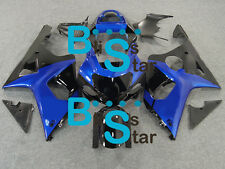 Blue GSX-R1000 Fairing Kit Fit Suzuki GSXR1000 2001 2000-2002 04 B3