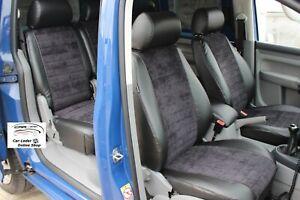 VW Touran Passform Sitzbezüge Schonbezüge Kunstleder Velour Stoff
