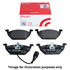 GENUINE BREMBO BRAKES FRONT BRAKE PAD SET BRAKE PADS P06076 BRAKE KIT