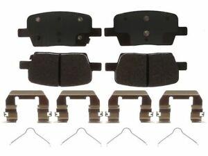 For 2018-2019 Chevrolet Traverse Brake Pad Set Rear Raybestos 86783TW