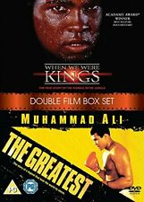 Double: When We Were Kings/The Greatest DVD (2011) Muhammad Ali