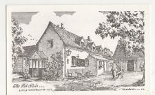 The Hob Nails, Little Washbourne Advertising Card, B416