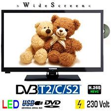 Telefunken L24 LED TV DVD 24 Zoll DVB/S/S2/T2/C, USB, 230 Volt