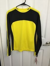 Women's Bellwether Long Sleeve Cycling Jersey Large NWT