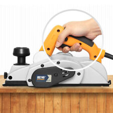 220V Household Electric Carpenter Planer Wood Planing Machine 500W 16000RPM 1MM
