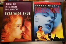 Embrace Of The Vampire Eyes Wide Shut Dvd Lot
