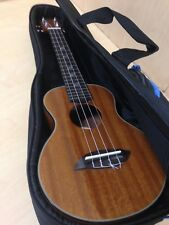 Leaf L100 Concert Ukulele,All-Mahogany,Natural w/Free Padded Gig Bag,3 Picks