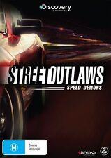 Street Outlaws - Speed Demons (DVD, 2017, 2-Disc Set)