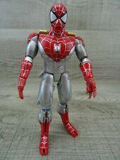 """ToyBiz Spiderman 7"""" Figura De Acción Marvel 1998 Clásico Coleccionable Vintage"""