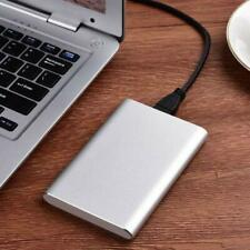 "500GB/1TB/2TB USB3.0 2.5"" External Mobile Hard Disk SATA III SSD HDD Hard Drive"