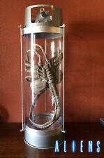 """Aliens Alien Predator Covenant 1:1 stasis tube chamber Assembled custom 32"""" Tall"""