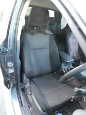 MAZDA BT50 FRONT SEAT RH FRONT (BUCKET SEAT TYPE), UP, CLOTH, XTR, AIRBAG TYPE,