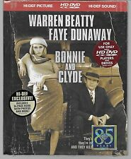 Bonny And Clyde Dvd Sigillato English Version Hd-Dvd
