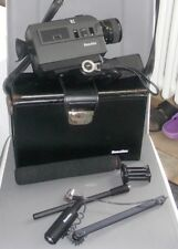 Beaulieu 1018 S  X8  Filmkamera mit Mikrofon und Tasche