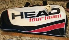Head Tour Team Tennis Bag Large. Nwt. Red,black,white. Free Shipping