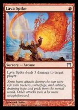1x LAVA SPIKE - Rare - Kamigawa/ Modern Masters - MTG - NM - Magic the Gathering