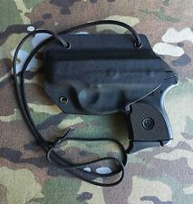Kydex Neck Holster Fits Ruger LCP .380/ Handmade