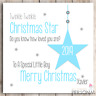 Personalised Christmas Card Boys Son Grandson Godson Brother Nephew 1st First