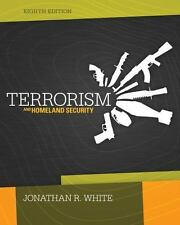 Terrorism and Homeland Security by Jonathan R. White (2013, Hardcover)