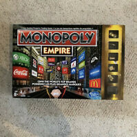 Monopoly Empire Gold Edition French And English Version