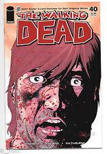 Walking Dead # 40 August 2007 Robert Kirkman Charles Adlard Lori names baby.   K
