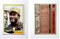 Matt Alexander Signed 1981 Topps #68 Card Pittsburgh Pirates Auto Autograph