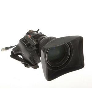 """Canon J20AX8.B3 20x IRS Ix122/3"""" Broadcast Zoom Lens - SKU#1404049"""