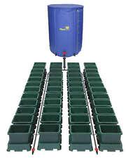 AutoPot easy2grow 48er Kit mit 400 L Tank Automatische Bewässerung Grow Erde
