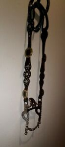 EXCEPTIONAL Vintage Loose Jaw CALIFORNIA STYLE SPADE Horse BIT