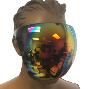 2021 Face Shield Protective Facial Cover Transparent Glasses Visor Anti-Fog USA
