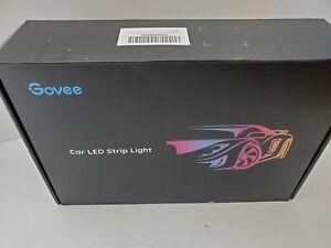 Govee Car LED Strip Light H6185 Multicolor under glow Lights