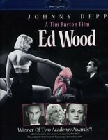 Ed Wood [New Blu-ray] Subtitled, Widescreen