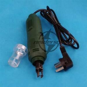 110V/220V DF-6 Stripper Cutter Handheld Enameled Wire Stripping Machine New