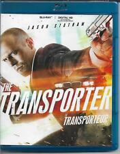 The Transporter! Bluray! Jason Statham! Action! Crime! Thriller!