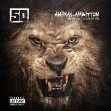 Animal Ambition: An Untamed Desire To Win - 50  (2014, CD NEUF) Explicit Version
