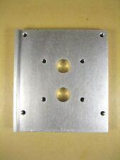 "Optical Mounting Plate  3-5/8"" L x 3-1/4"" W x 3/8"" THK"