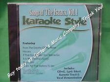 The Isaacs~#1 ~ Christian~Daywind~Karaoke Style ~~ Stand Still ~~ Heroes ~~ CD+G