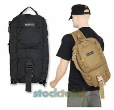 MOCHILA MILITAR combat back pack FORCE strategy BACKPACK 34445 m negro