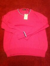 Remus Uomo Jumper Size Large Mens Brand New