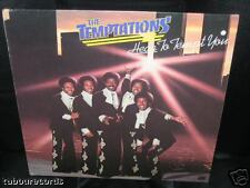 THE TEMPTATIONS                 HEAR TO TEMPT YOU