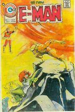 E-man # 8 (Joe Staton) (Charlton USA, 1975)